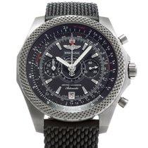 Breitling Bentley Supersports Titanium 49mm Zwart