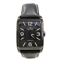 Marvin Steel 42mm Automatic M124.24.41.64 new