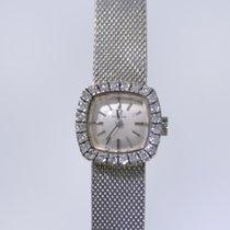 Reloj Omega Oro Blanco Y Diamantes