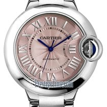 Cartier Ballon Bleu 33mm Steel 33mm Pink United States of America, New York, Airmont