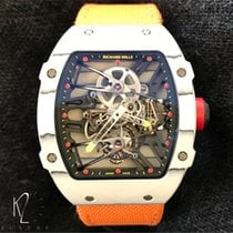 Richard Mille Carbon Manual winding RM27-02 pre-owned
