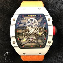 Richard Mille Koolstof Handopwind RM27-02 tweedehands