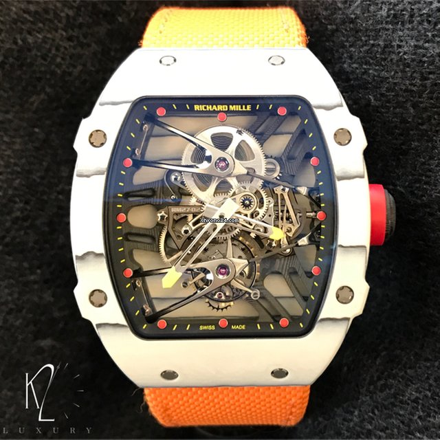 Richard Mille Rm27 02 Tourbillon Rafael Nadal Qtpt For Price On Request For Sale From A Trusted Seller On Chrono24