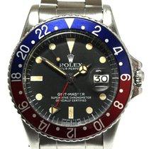 Rolex 1675 Ατσάλι 1960 GMT-Master μεταχειρισμένο