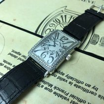Franck Muller Long Island pre-owned 43mm White gold