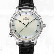 Claude Meylan Steel Automatic new