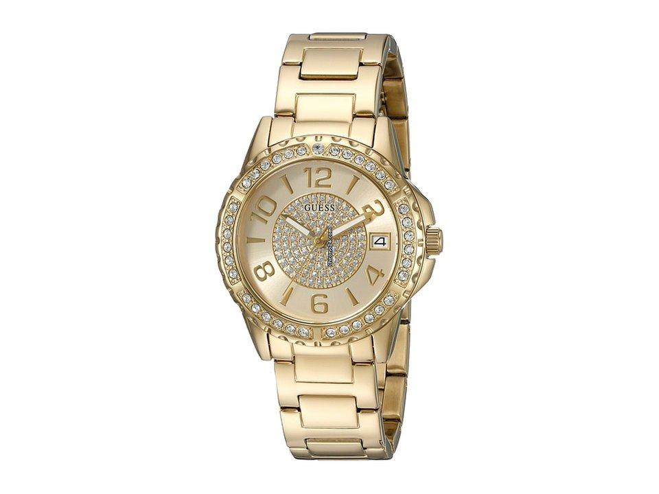 2af118ea6a7b Precios de relojes Guess mujer