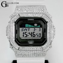 Casio Srebro Kvarc 47mm nov G-Shock