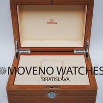 Omega Big Wooden BOX