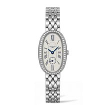 Longines Symphonette Steel 21.90mm Silver United States of America, Florida, Boca Raton