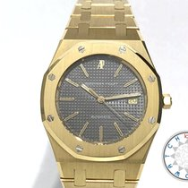 Audemars Piguet Royal Oak Full Gold C serial