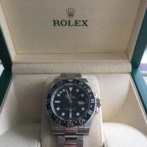 Rolex GMT-Master II новые 40mm Сталь