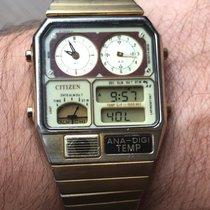 Citizen Sarı altın 32mm Quartz 8988 ikinci el Türkiye, Istanbul