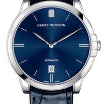Harry Winston Midnight 450/UA39WL.B new