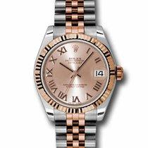 Rolex Lady-Datejust Rolex 178271 Datejust in Steel with Rose Gold 31MM 2020 neu