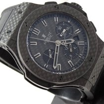 Hublot Big Bang 44 mm Carbon 44mm Black No numerals United States of America, New York, Williston Park