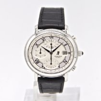 Audemars Piguet 25822ST Steel 2000 Millenary Chronograph 41mm pre-owned