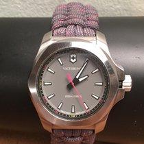 Victorinox Swiss Army Women's watch I.N.O.X. 37mm Quartz pre-owned Watch only 2018
