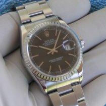Rolex Datejust Steel 36mm Black No numerals United States of America, Pennsylvania, HARRISBURG