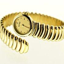 Eberhard & Co. Zuto zlato 21mm Kvarc 60020/8 nov