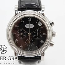 Parmigiani Fleurier White gold Automatic 40mm pre-owned Toric