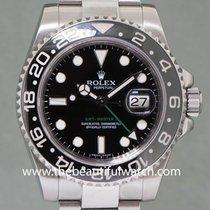 Rolex GMT-Master II Stahl 40mm Schweiz, Genève
