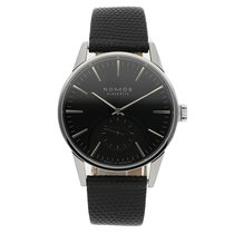 NOMOS Steel 39.7mm Automatic 803 pre-owned