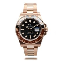 Rolex 126715 Red gold 2019 GMT-Master II 40mm pre-owned United States of America, Minnesota, Minneapolis