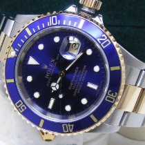 Rolex Submariner Date Gold/Steel 40mm Blue No numerals United States of America, Pennsylvania, HARRISBURG