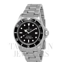 Rolex Sea-Dweller Steel 40mm Black United States of America, New York, Hartsdale