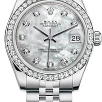 Rolex Lady-Datejust Ocel 31mm Perleťová