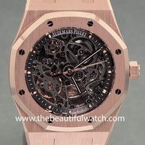 Audemars Piguet Royal Oak Selfwinding tweedehands 39mm Krokodillenleer