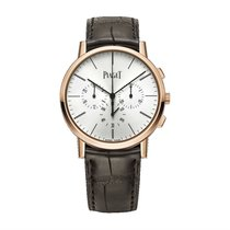 Piaget Altiplano Rose gold 41mm Silver