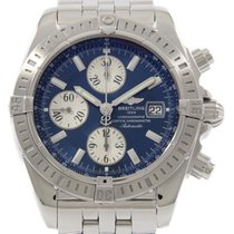 Breitling pre-owned Automatic 43.5mm Blue