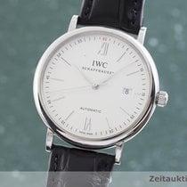 IWC Portofino Automatic Stål 39.5mm Silver