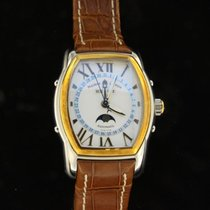 Maurice Lacroix Masterpiece Phases de Lune Gold/Steel
