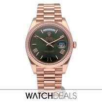 Rolex Day-Date 40 228235 2016 occasion
