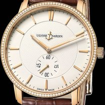 Ulysse Nardin Classico pre-owned 39mm White
