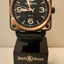 Bell & Ross BR 01-92 Oro rosado 46mm Negro Árabes España, Madrid