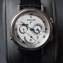 Breguet Classique White gold 39mm Silver Roman numerals