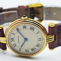 Cartier 881004 Yellow gold Trinity 26mm pre-owned