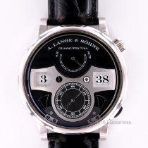 A. Lange & Söhne Zeitwerk White gold 44.2mm Black Arabic numerals United States of America, Illinois, Chicago