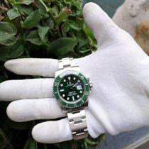 Rolex Submariner Date 116610LV Yeni Çelik 40mm Otomatik Türkiye, İstanbul