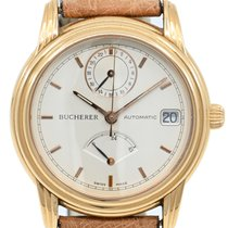 Carl F. Bucherer Or jaune 34mm Remontage automatique 2892-003 occasion
