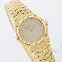 Ebel Sarı altın 23mm Quartz 8157111 ikinci el