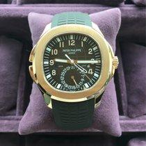 Patek Philippe Rose gold Automatic Brown Arabic numerals 40.8mm new Aquanaut