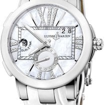 Ulysse Nardin Executive Dual Time Lady 243-10-391 2011 новые