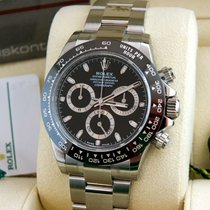 Rolex Daytona neu 2019 Automatik Uhr mit Original-Box und Original-Papieren 116500 LN Daytona  LC 100 Oktober 2019 Cerachrome