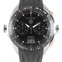 TAG Heuer SLR Steel 45mm Black