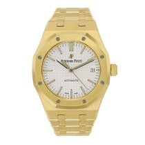 オーデマピゲ Ladies Royal Oak 37mm 18K Yellow Gold Watch